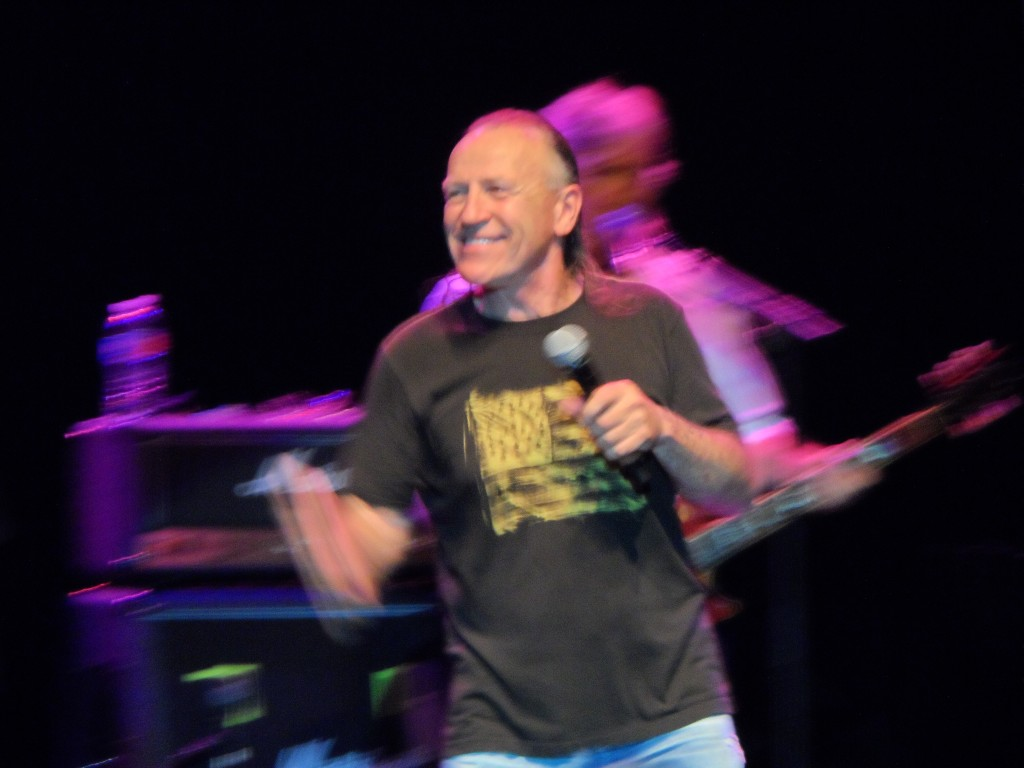 Grand Funk's Mark Farner rocks the 'Happy Together' lineup