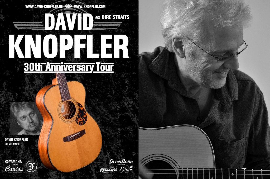 David Knopfler: On his own ship of dreams for 30 years