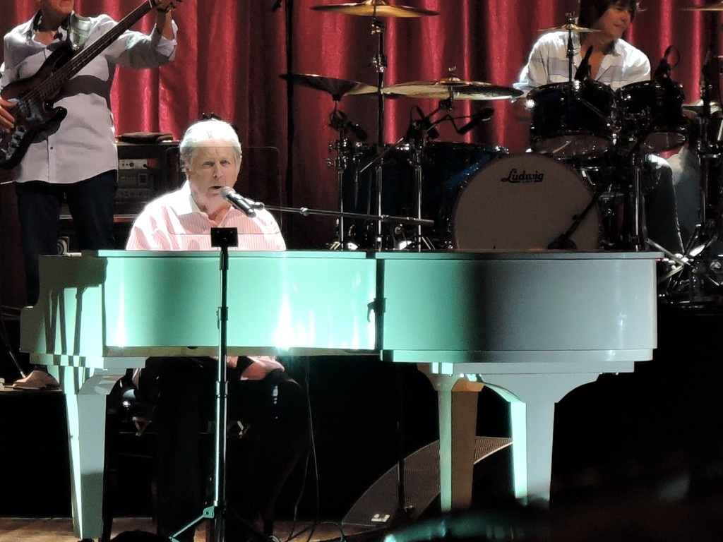 The highly emotional and personal magic of a special Brian Wilson song