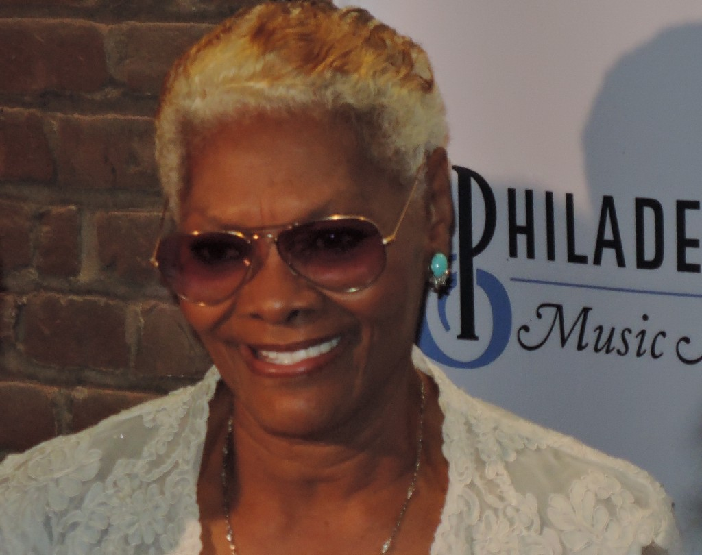 A minute and 10 seconds with Dionne Warwick . . . thanks to The Geator