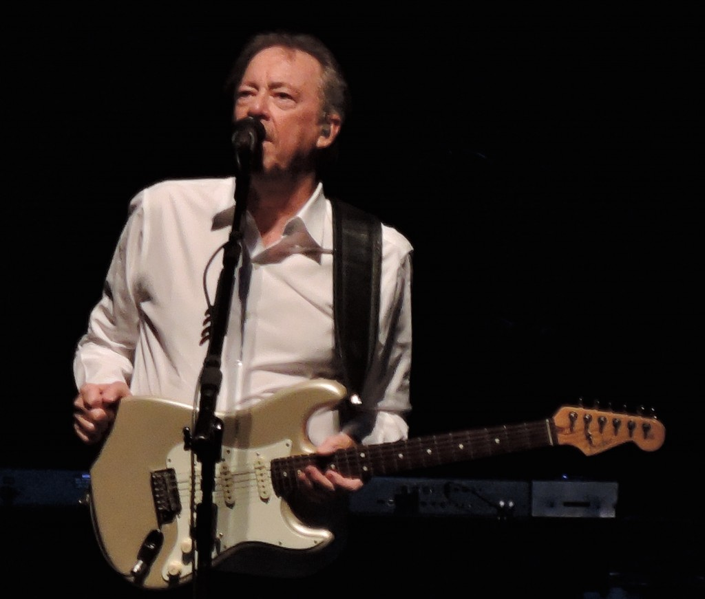Here's the lowdown on Boz Scaggs: He's still smooth as silk