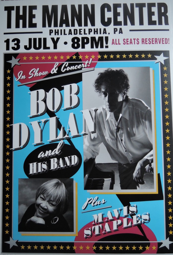 My inaugural Dylan concert: It was Bob being Bob . . . with a little swagger and prancing