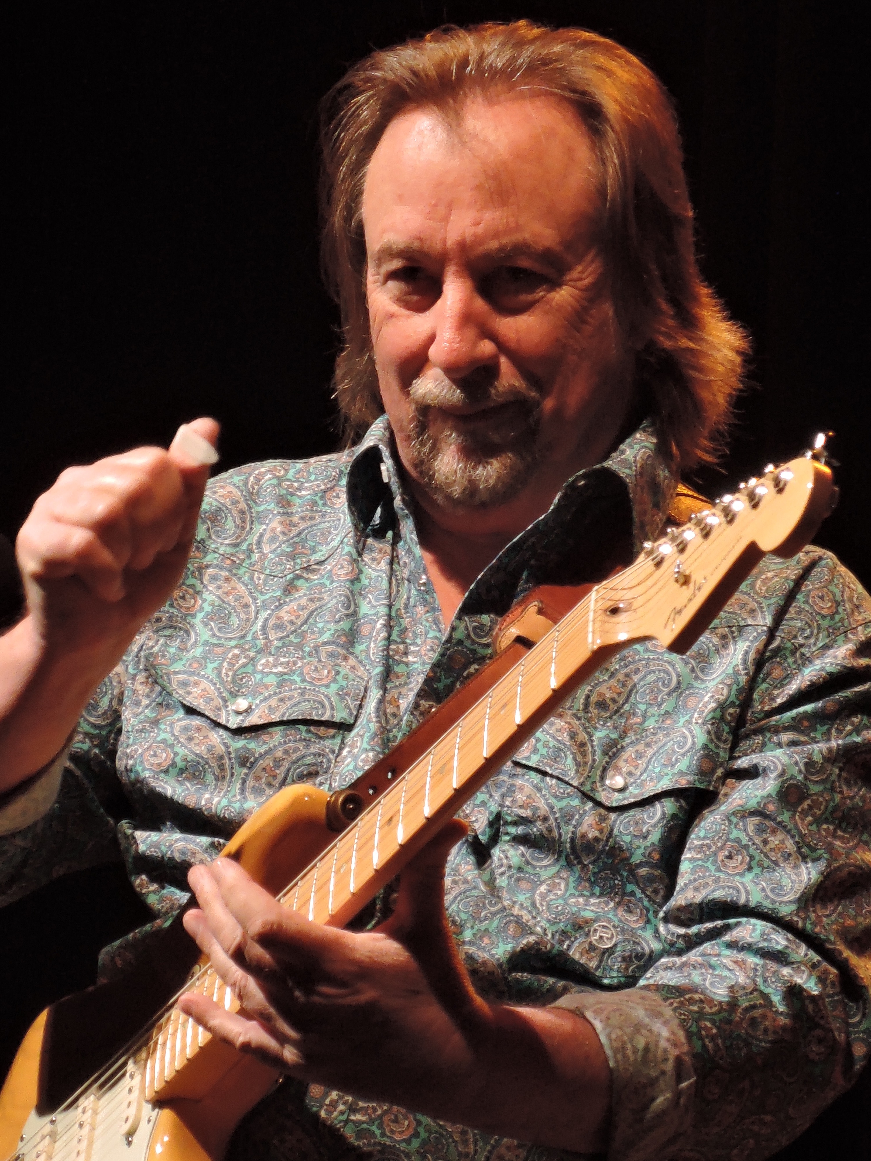 Exchanging Autographs With Folk Rock Royalty Jim Messina