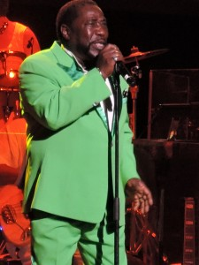 Original member Eddie Levert Sr. (Photo by Mike Morsch)