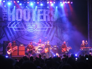 Philly's own The Hooters performed for three hours for the home crowd Nov. 2 in suburban Philadelphia. (Photo by Mike Morsch)