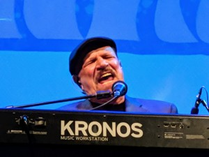 Felix Cavaliere said that the environment in which Atlantic Records put the band in was positive and helped contribute to the band's success. (Photo by Jack Leitmeyer)