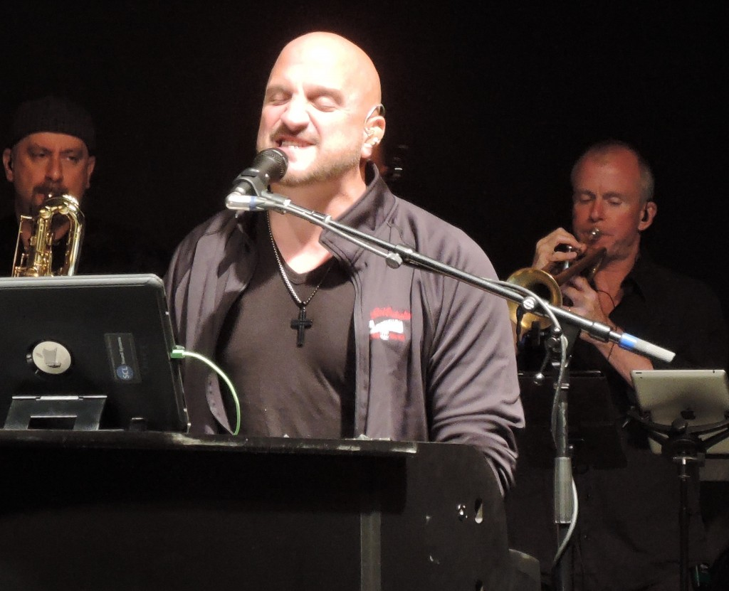 Mike DelGuidice and Big Shot bring the Billy Joel big time