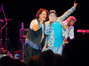 Mark Volman, left, and Howard Kaylan of The Turtles anchor the 2014 Happy Together Tour.
