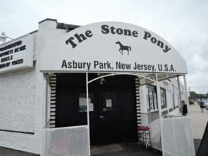 The famous Stone Pony in Asbury Park, N.J.