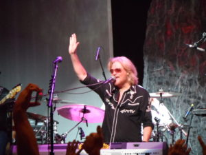 This is a file shot of Daryl Hall during a 2014 Hall & Oates performance at the Borgata Hotel and Casino in Atlantic City. Photo by Mike Morsch