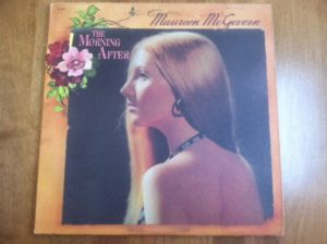 "The album ""The Morning After,"" by Maureen McGovern, was released in 1973."