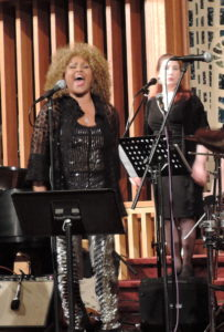Rock and Roll Hall of Fame inductee Darlene Love will be featured in The Vinyl Dialogues Volume II: Dropping the Needle.  (Photo by Mike Morsch)