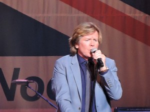 "The incomparable Peter Noone of Herman's Hermits closed the ""Sixties Spectacular"" show Oct. 10 at the State Theatre in New Brunswick, N.J. (Photo by Mike Morsch)"