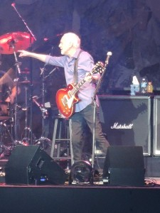 Here's Peter Frampton still showing us the way. (Photo by Mike Morsch)