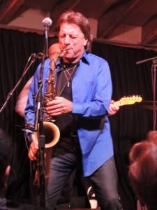 Richie Cannata (Photo by Mike Morsch)
