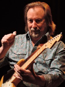 Jim Messina, of Buffalo Springfield, Poco and Loggins and Messina, performed Feb. 26, 2017, at the Sellersville Theatre 1894 in Sellersville, PA. (Photo by Mike Morsch)