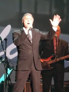 Dennis Tufano, original lead singer of the Buckinghams. (Photo by Mike Morsch)