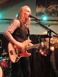 Timothy B. Schmit, bassist for the Eagles and Poco, performed a solo show May 11, 2017, at Havana in New Hope, PA. (Photo by Mike Morsch)