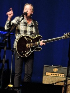 Boz Scaggs joined Michal McDonald on the bill for the Atlantic City show. (Photo by Mike Morsch)