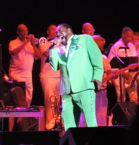 Eddie Levert Sr. (Photo by Mike Morsch)