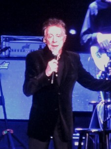 Frankie Valli drew a packed house to the Hard Rock Casino in Atlantic City. (Photo by Mike Morsch)