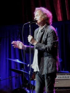 Colin Blunstone, lead singer of The Zombies. (Photo by Mike Morsch)